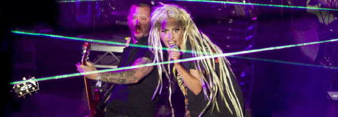 Lady Gaga in concerto