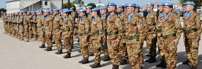 La parata militare del Settimo reggimento trasmissioni di Sacile