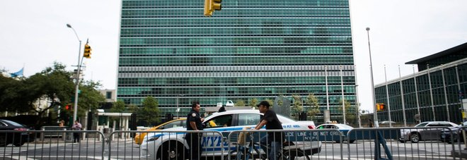 New York blindata per l'Assemblea generale dell'Onu