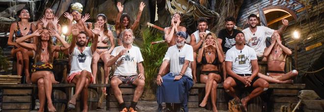 cf1c8a453551 Isola dei Famosi 2019, nona puntata: Luca Vismara e Paolo Brosio in  nomination, Ariadna Romero eliminata. Scuse in diretta della Marcuzzi