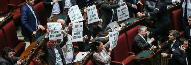 Legittima difesa contro i ladri il decreto ritorna in for Commissione difesa camera