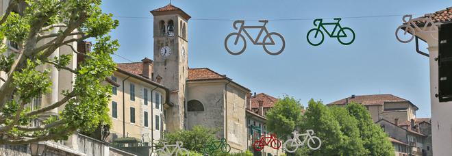 pretty nice c91da c2502 Feltre in bici: la staffetta di 24 ore per pedalare in città ...