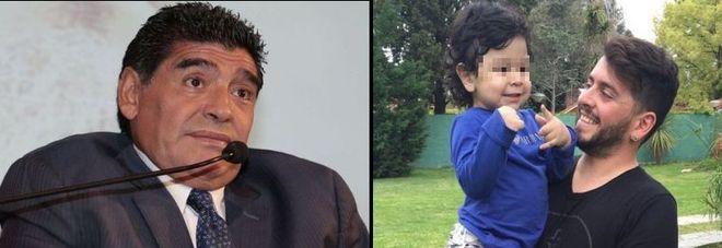 Maradona: «Mio figlio, in Italia, non avrà mai la mia eredità»