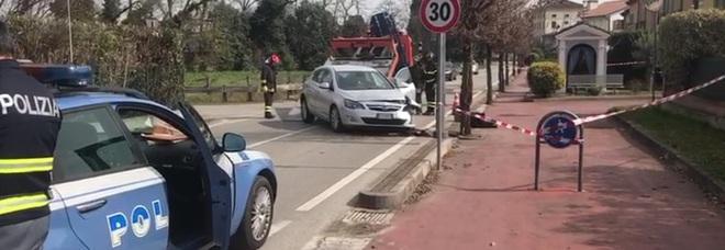 Ha un infarto mentre guida,   vittima un 52enne di Vazzola