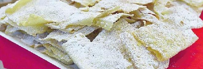 di dolci di Carnevale... ma occhio al prezzo: i crostoli venduti a ...