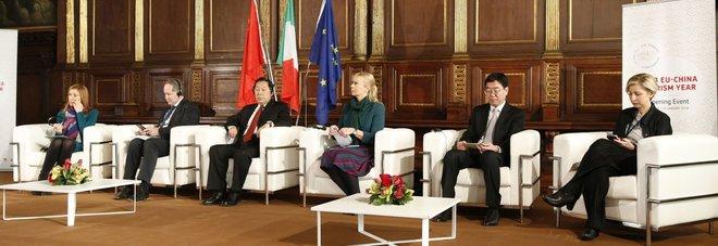 Cina, vertice con sgarbo a Venezia  Tutti i ministri italiani disertano