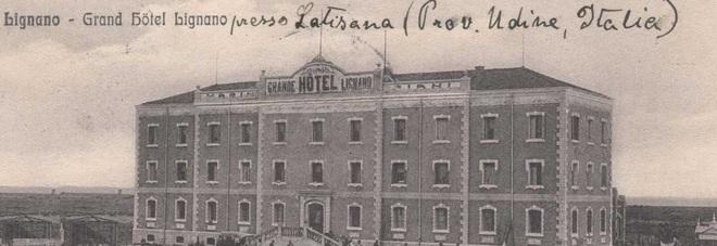 Da Venezia a Lignano per aprire il primo hotel: la dinasty dei Marin