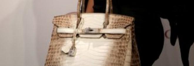 962547e7ee La borsa più costosa del mondo? Una Birkin/Foto