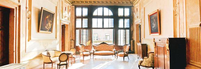 Trecento metri quadri in vendita a 2 5 milioni la casa di nietzsche - Come calcolare metri quadri casa ...