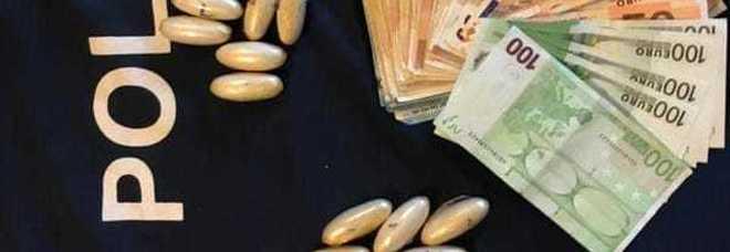 Corriere della droga con 27 ovuli di eroina e cocaina for Questura di vicenza permesso di soggiorno