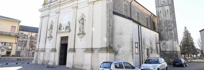 La chiesa di Ceneselli