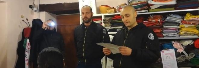 Migranti, il Veneto fronte skinead  fa irruzione alla riunione di volontari