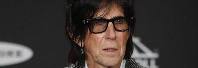 "Trovato morto Ric Ocasek leader dei ""The Cars"": era in un appartamento a Manhattan"