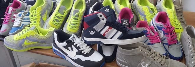 finte scarpe adidas