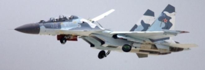 Aereo Da Caccia Russo : Caccia russo sfiora aereo ricognizione usa inseguimento