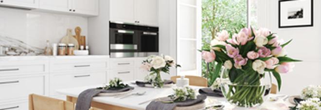 Cucina: un luogo da creare a propria immagine