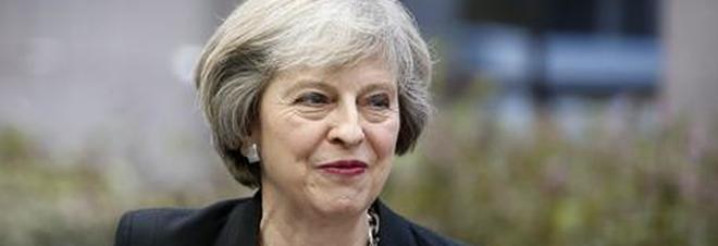 May  «La Brexit scatta il 29 marzo 2019 alle 23» 0d8f97fbd689