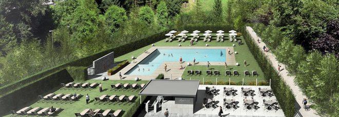 Hotel Alleghe Con Piscina