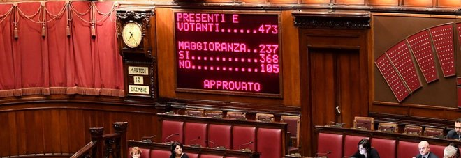 Gentiloni oggi la fiducia al senato ieri primo s alla for Si svolgono alla camera