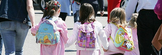 Non sono vaccinati: quattro bimbi  esclusi dalle scuole dell'infanzia