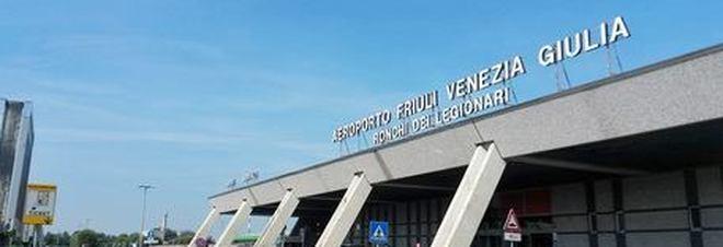 Aeroporto Ronchi Dei Legionari : Ronchi dei legionari aeroporto nel caos cancellati otto voli