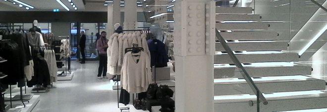 Zara apre un negozio di tremila metri quadrati vicino a San Marco ...