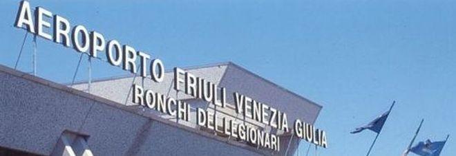 Aeroporto Ronchi Dei Legionari : Aeroporto in crescita e si punta al traguardo dei mila