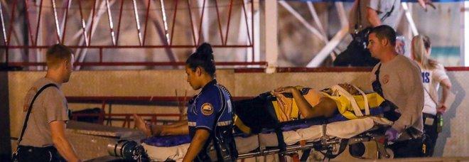 Paura in Florida: deraglia un carrello  delle montagne russe, 6 feriti