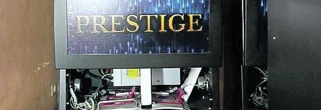 Udine slot machine