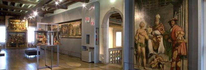 Sparite 160 opere d'arte del Comune, scatta l'esposto in Procura