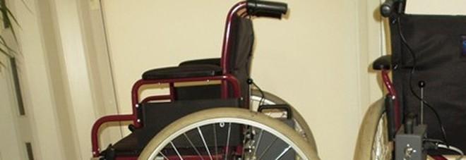 Invalida e in carrozzina, ma la Finanza scopre che cammina