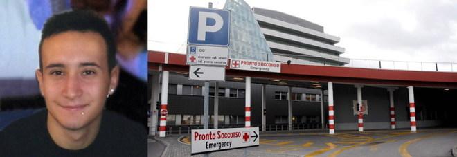 Aneurisma e grave emorragia alex muore in ospedale aveva for De marchi arredamenti bassano