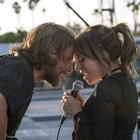"Bradley Cooper e Lady Gaga in una scena del film ""A star is born"""