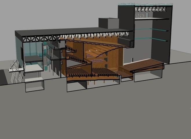 Bastano 11 milioni per un teatro tutto nuovo parola di for Costo per costruire un teatro