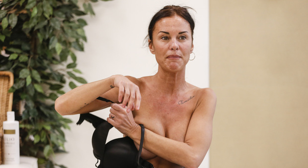 Dirty Dancing nella casa, Antonella Mosetti ei balli proibiti con Bettarini