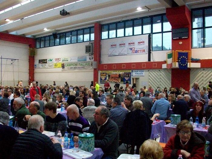 A tavola in 550 per la citt della speranza raccolti novemila euro - San vito a tavola ...