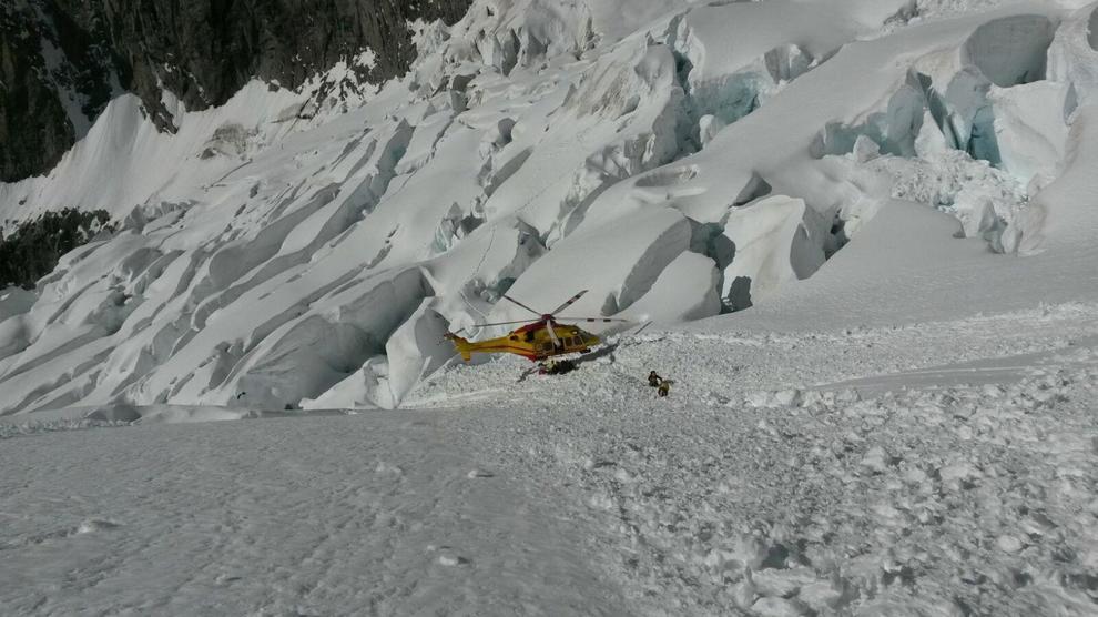 Monte Chaberton, morti i tre scialpinisti dispersi: