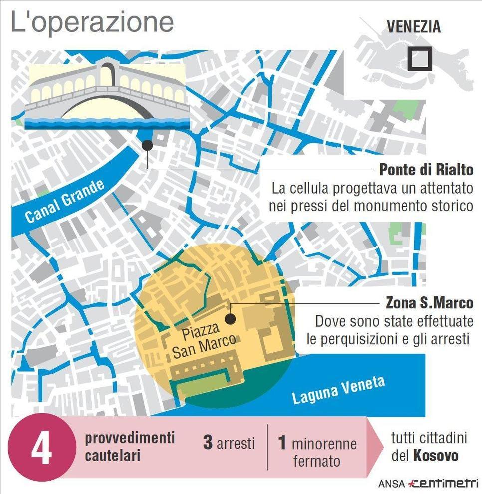 Blitz Fiori Bianchi 3.Il Covo Dei Terroristi A San Marco I Vicini Sempre Soli Ma Educati