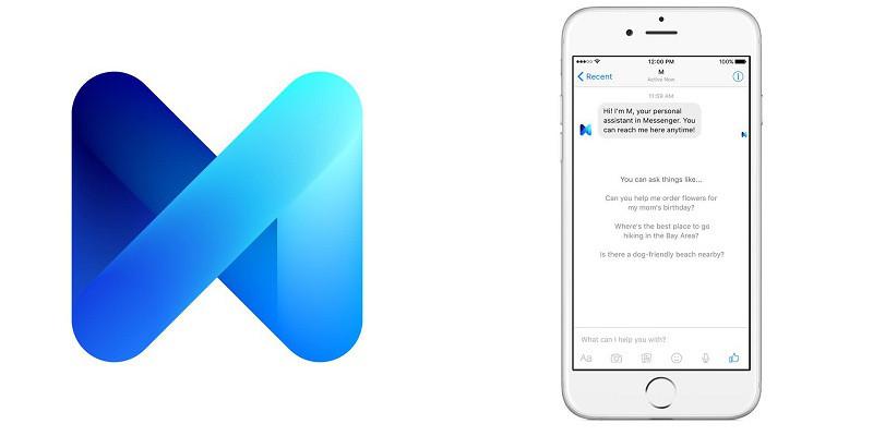Facebook M suggerisce cosa fare su Messenger