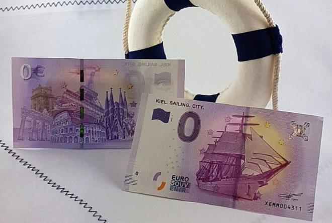 Banconota da zero euro, accordo tra Bce e la Germania: ecco perché