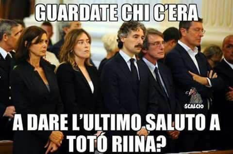 Morte Riina, Facebook si scusa con i familiari