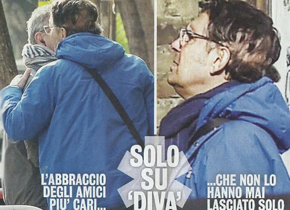 Il ritorno di Fabrizio Frizzi all'Eredità