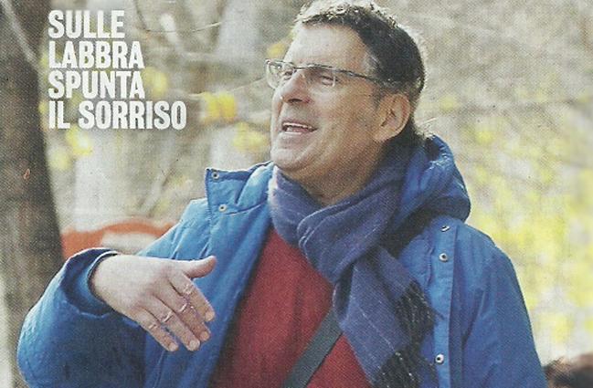 Fabrizio Frizzi, atteso il ritorno in televisione per oggi