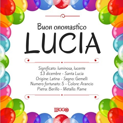 Famoso Santa Lucia, storia di un miracolo siciliano del IV secolo  IJ39