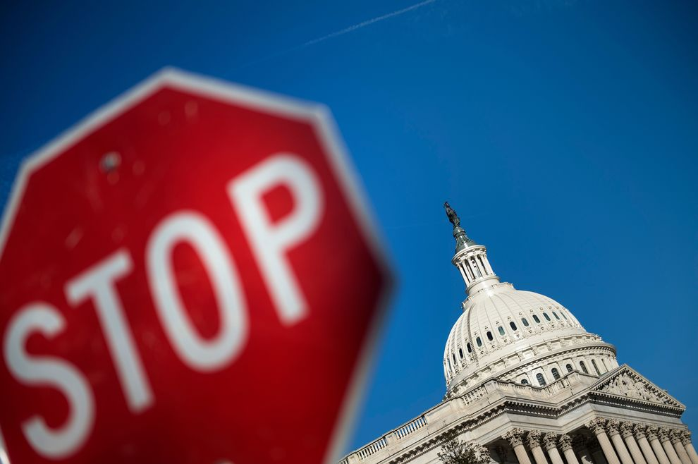 Usa, budget bloccato al Senato, nuovo