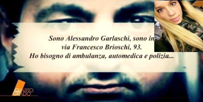 Omicidio Jessica Faoro, la telefonata shock di Alessandro Garlaschi al 118