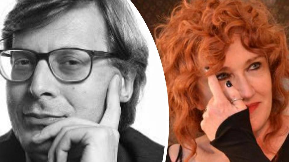 Vittorio Sgarbi svilisce Cecilia Strada e fa irritare Fiorella Mannoia