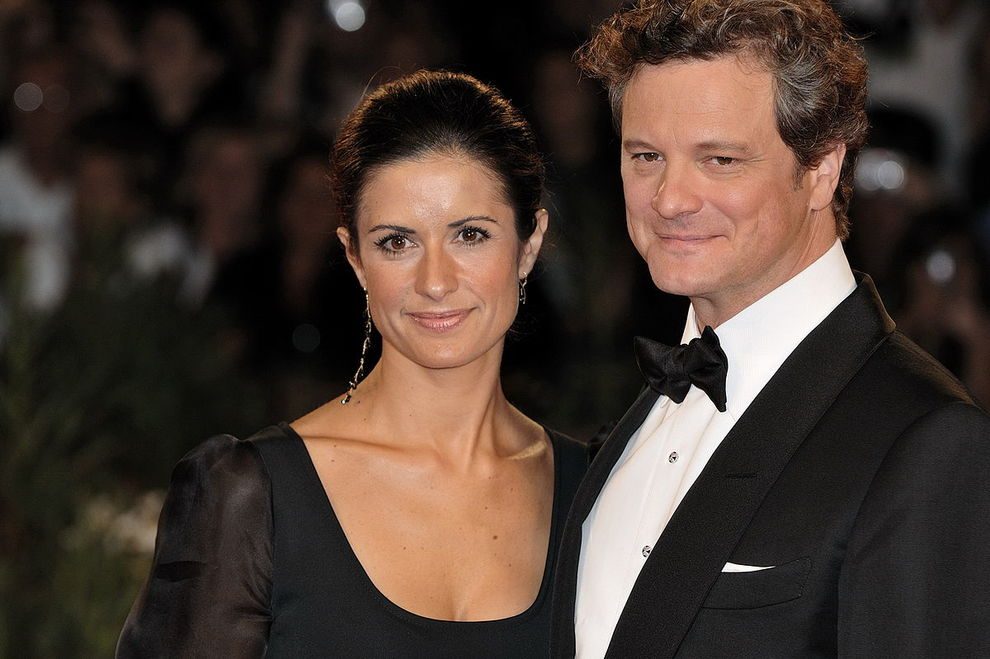 Continua il caso Colin Firth, la moglie ammette: