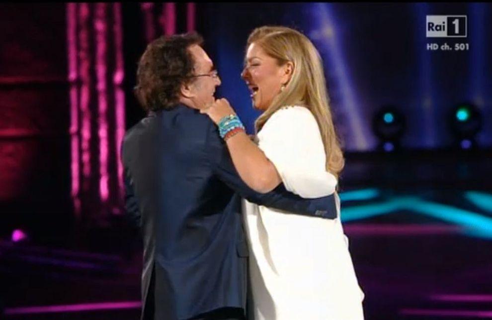 Storie Italiane come Beautiful: Al Bano e Loredana Lecciso litigano in diretta