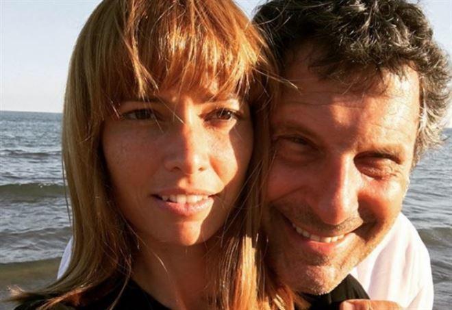 Fabrizio Frizzi, Carlotta Mantovan e le foto in cui appare